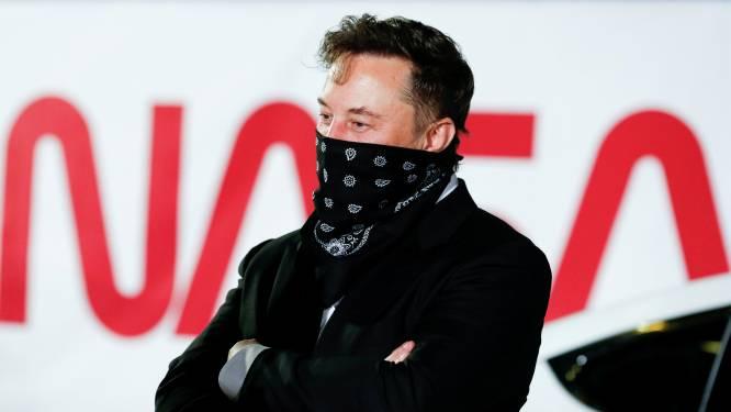 Waarde van bitcoin zakt en springt weer na tweets Elon Musk