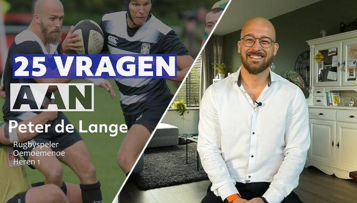 25 vragen aan... Peter de Lange