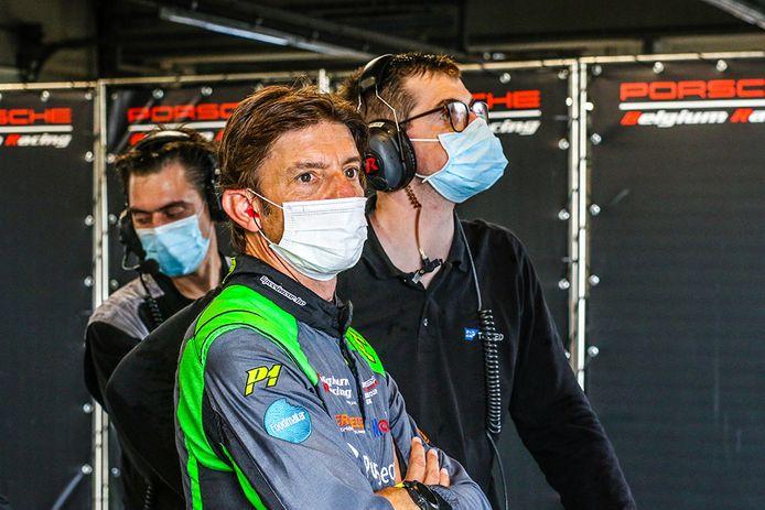 Koen Wauters is één van de pijlers van het Belgium Racing Team uit Lommel. Hij racet samen met zijn broer Kris in een nagelnieuwe Porsche.