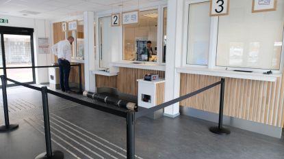 NMBS opent morgen tijdelijk loketten. Nieuw stationsgebouw klaar in 2027