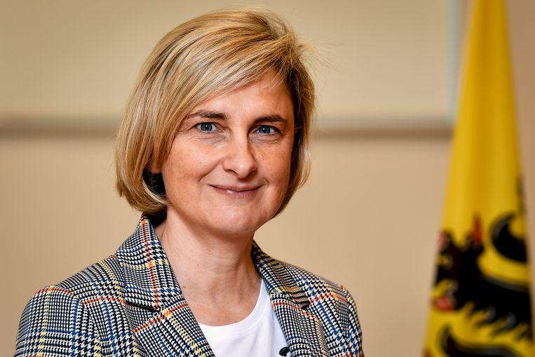 Minister Hilde Crevits