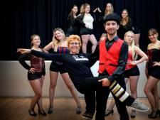 Dansjuf Anja Rietveld denkt na vijftig jaar nog lang niet aan stoppen