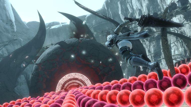 Nier Replicant 2.0 is een mix van talrijke gamesgenres. Beeld Square Enix