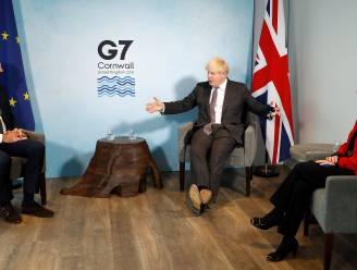 Boris Johnson dreigt deel Brexit-protocol op te schorten