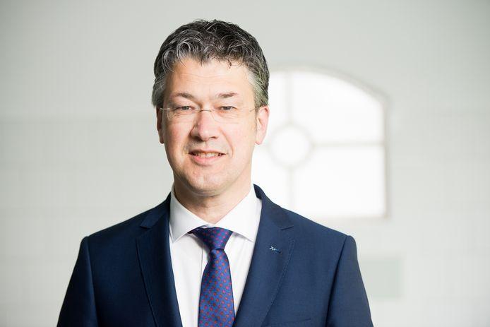 Wethouder Leon Meijer.