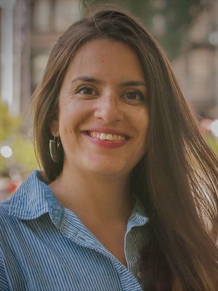 Belinda Torres-Leclercq mag na het fractievoorzitterschap van Groen nu ook een prominente plaats innemen op de Vlaamse kieslijst.