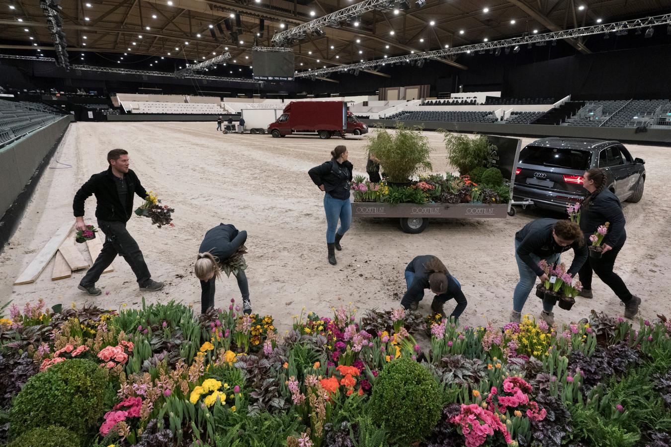 Nederland,  Den Bosch, Indoor Brabant gaat definitief niet door.