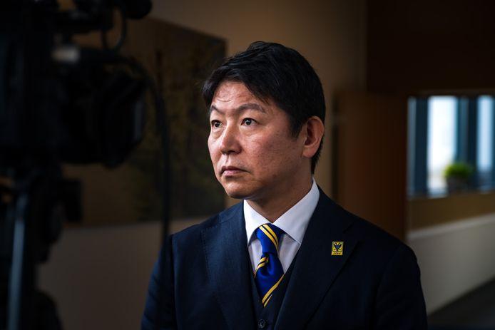 Takayuki Tateishi, de grote baas van STVV, wil de banden met de supporters van over de hele wereld aanhalen. Maar toch blijft die ene vraag: wanneer weet hij de supporter in én rond Sint-Truiden weer warm te maken voor een zitje op Stayen?