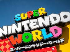 "Le parc d'attraction ""Super Nintendo World"" a ouvert ses portes"