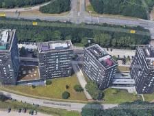 Plan: Polenhotel in kantoren naast A58 bij Tilburg