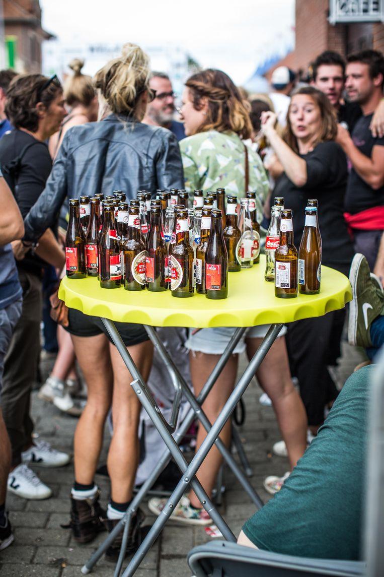 20170805 DRANOUTER Festival Dranouter 2017 : sfeer dag 2FOTO BAS BOGAERTS Beeld Bas Bogaerts