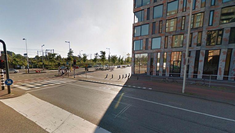 De bushaltes worden aangepast zodat zij toegankelijker worden voor iedereen. Beeld Google Streetview
