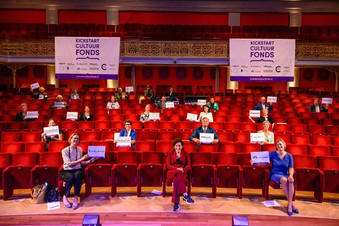 Kickstart Cultuurfonds Nederland.