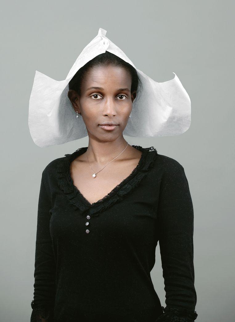 Ayaan Hirsi Ali. Beeld Victor Bergen Henegouwen / Monique Bröring