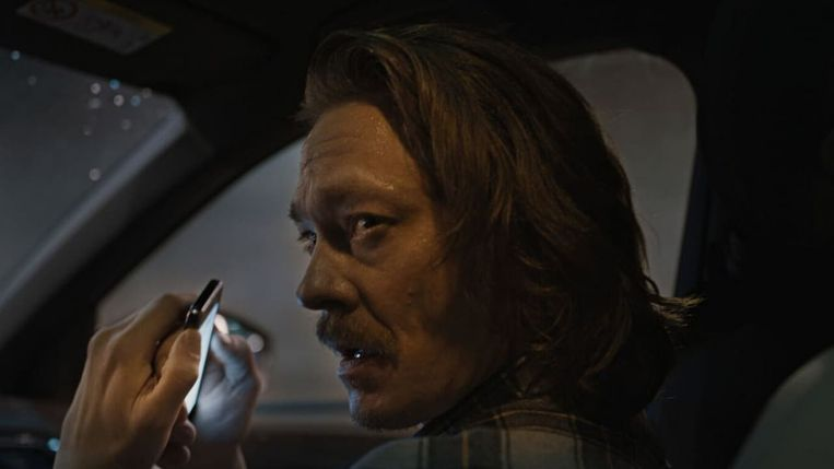 Kristoffer Joner in The Quake. Beeld