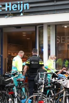 Hagenaar die in Albert Heijn twee medewerkers neerstak wordt opnieuw in tbs-kliniek opgenomen