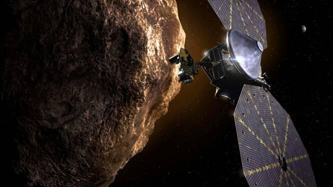 VS lanceren zaterdag nooit geziene missie naar asteroïden