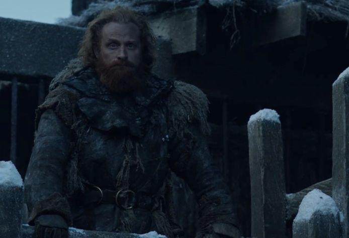 Daar is Tormund weer!