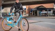 Blue-bikes voortaan ook in Izegem te huur