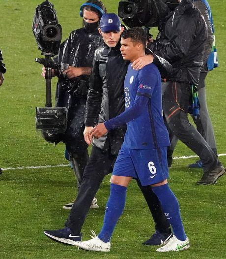 """Thiago Silva: """"Le PSG a fait son choix, de me laisser partir, de dégager Tuchel aussi"""""""