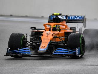 Verrassing in GP van Rusland:  Lando Norris pakt eerste pole uit carrière, brokken bij Lewis Hamilton