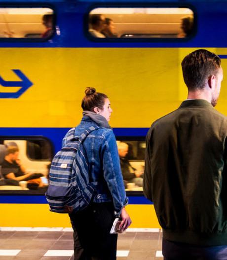 Tot half zes geen treinen tussen Baarn en Hilversum