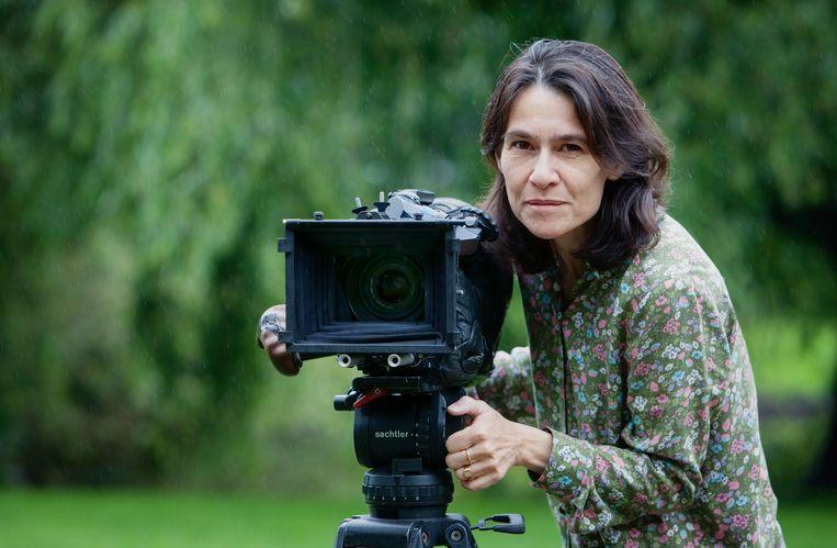 Cinematograaf Claire Pijman werkte vier jaar aan een documentaire over Müller. Beeld null