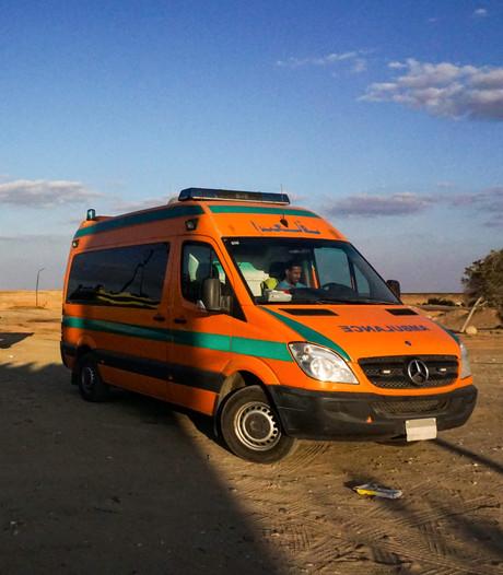 Ruim vijftig agenten gedood in hinderlaag Egyptische woestijn