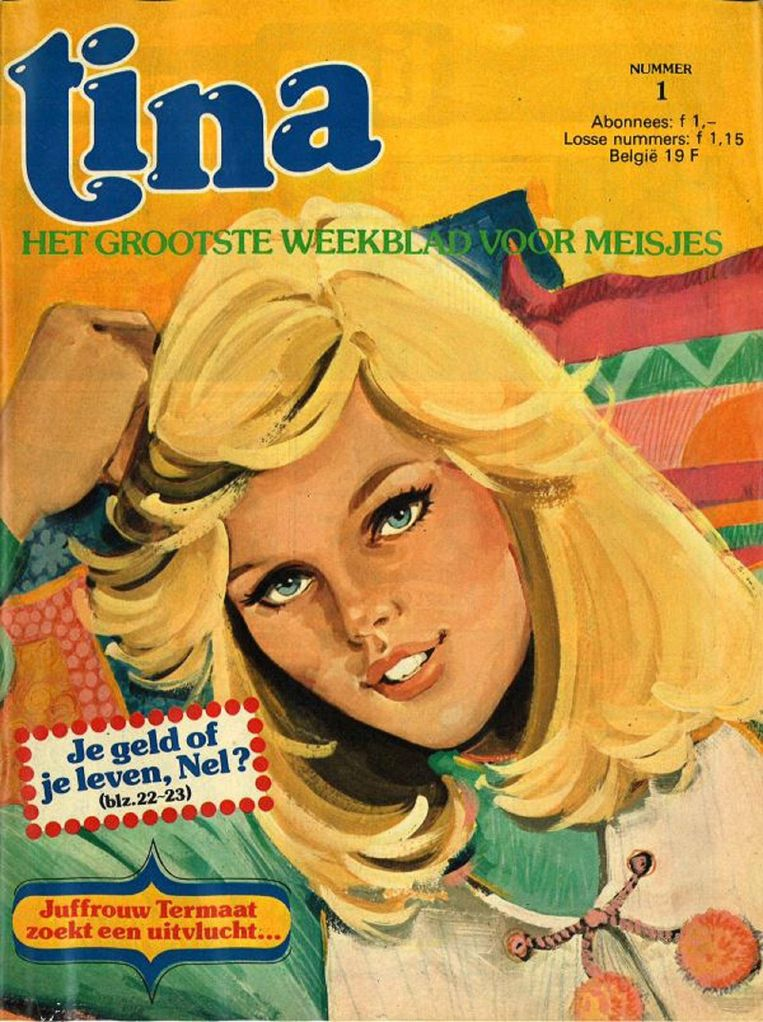 Een Tina uit 1977. Beeld