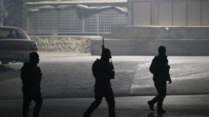 Minstens drie aanvallers Intercontinental Hotel in Kaboel gedood