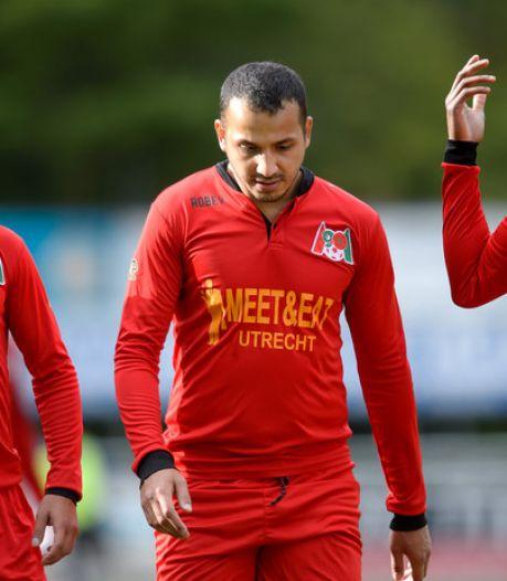 Drie punten aftrek voor Utrechtse voetbalclub Magreb'90