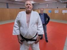 Henk Grol met clinic op judofeestje van jubilerend Shizen Hontai in Veldhoven