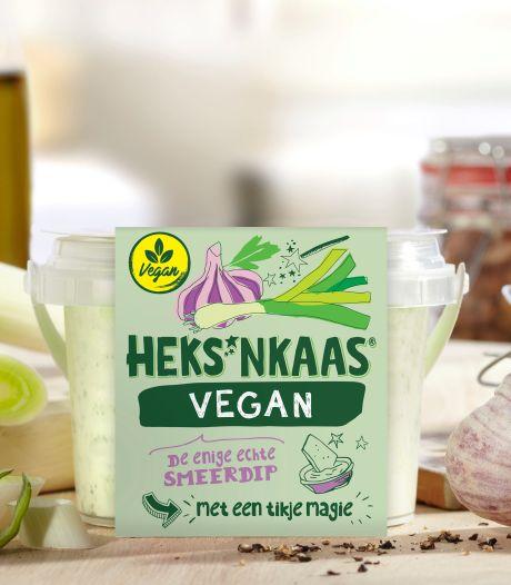 Heks'nkaas uit Oldenzaal komt met vegan-variant van bekende dip: 'Niet iedereen wil dierlijk product'