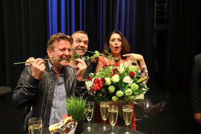 Wendy Van Wanten treedt op 29 februari 2020 met haar vrienden in het Kursaal Van Oostende op om haar feestjaar af te trappen