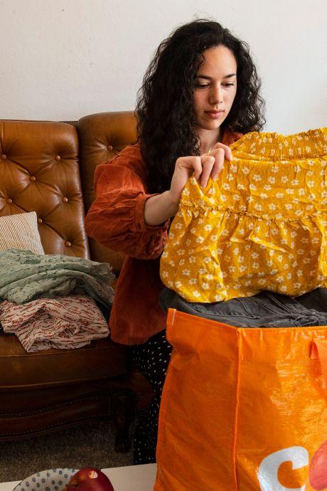 Glitterjurkje over? Kettingkledingruil in Tilburg zorgt voor een nieuw thuis