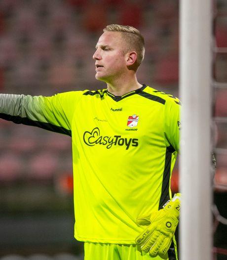 Dennis Telgenkamp stopt met keepen