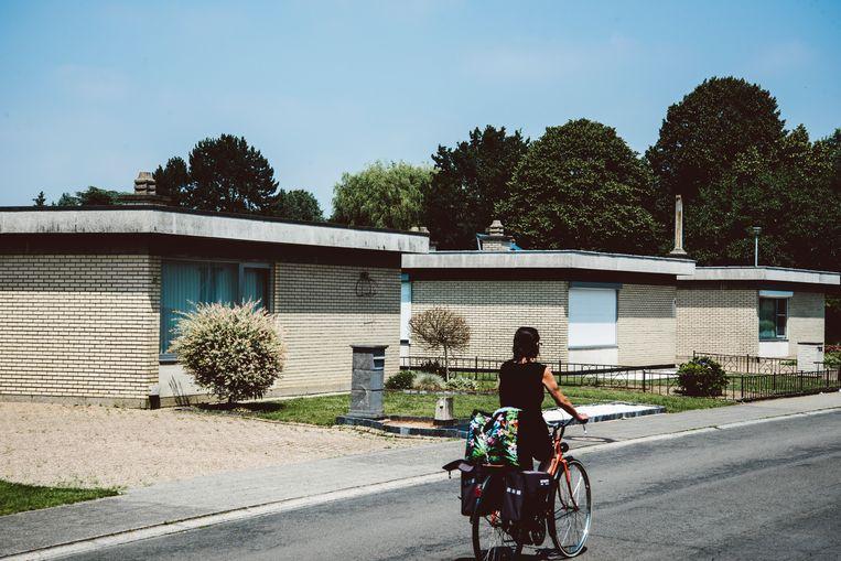 De wijk Zonnige Woonst in Hamme. Beeld Francis Vanhee