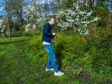 Ernst maakt lentefoto's: 'De mensen zullen wel denken: wat is die aan het doen…?'