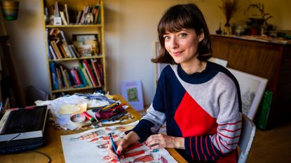 Illustratrice Sassafras, bekend van 'Iedereen Beroemd', zoekt jouw strafste herinnering