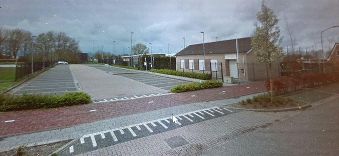 Screenshot van 't Gardenest in Klundert waar Danspodium Reflex bij Slagwerkkorps Oranje Garde onderdak heeft gevonden.