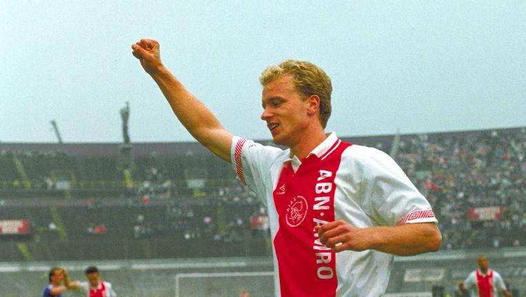 Dennis Bergkamp is opgenomen in de lijst Beeld anp