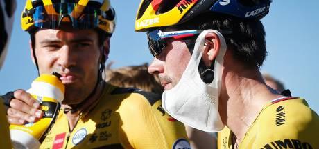 Jumbo-Visma met Dumoulin en Roglic naar Vuelta