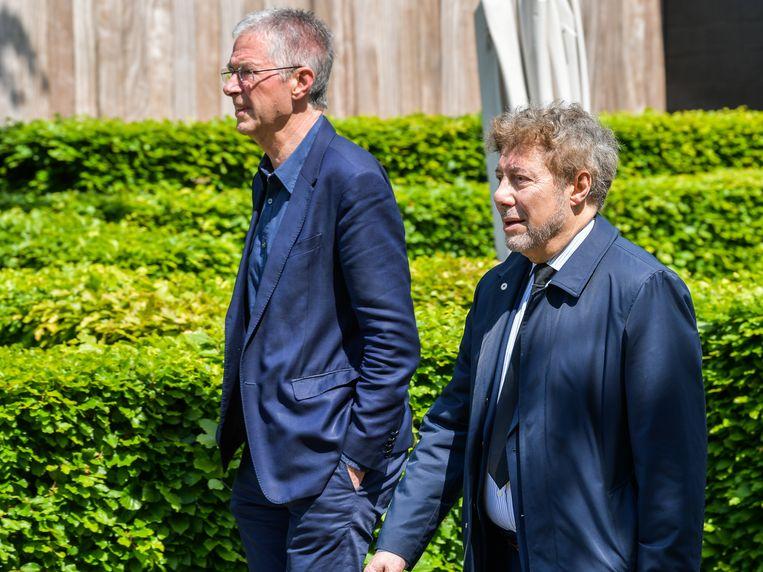Jan Hautekiet en Jan Schoukens.