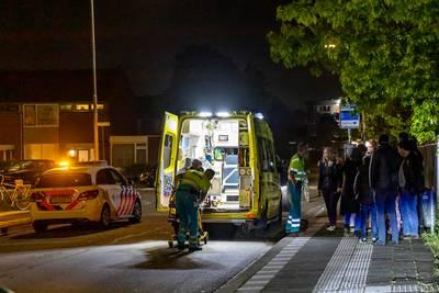 Tips over beschadigde auto in Breda, buurtbewoners filmden aanrijding: 'Dit is zo heftig'
