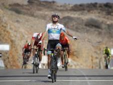 Loetsenko leider in Oman na tweede ritzege