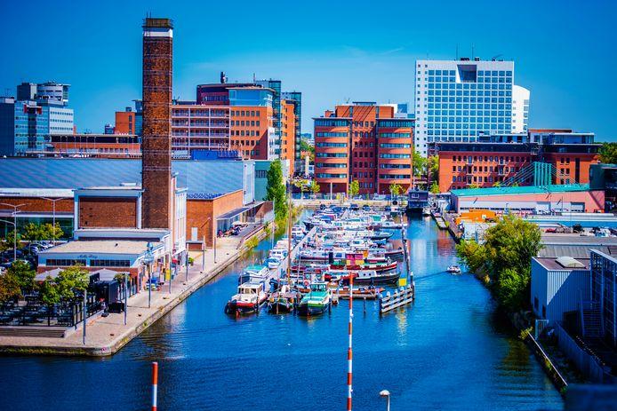 Het oude industriegebied de Binckhorst wordt een woonwijk. Gisteren werd bekend dat Den Haag 100 miljoen krijgt van het rijk en de regio voor een goede ov-verbinding.