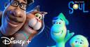 'Soul' maakt kans op de Golden Globe voor 'Beste Animatiefilm'.