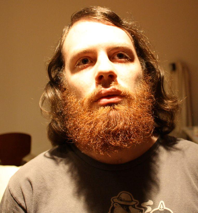 'Weev', de racistische, neonazistische hacker en trol Andrew Auernheimer. Beeld creative commons - weev