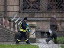 Daders Duitse museumroof gebruikten hydraulisch breekijzer, mogelijk van brandweer
