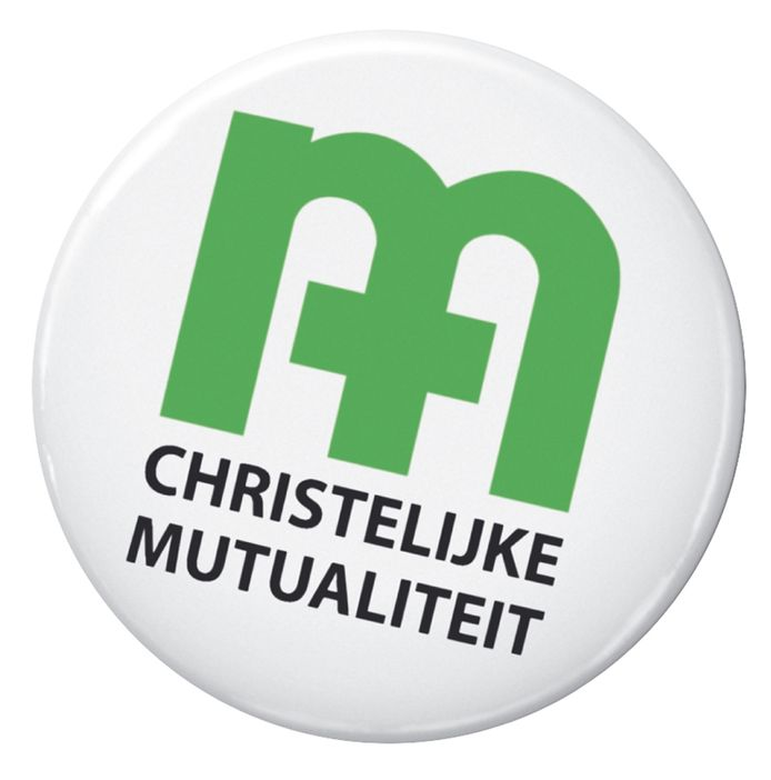Logo Christelijke Mutualiteit, CM.
